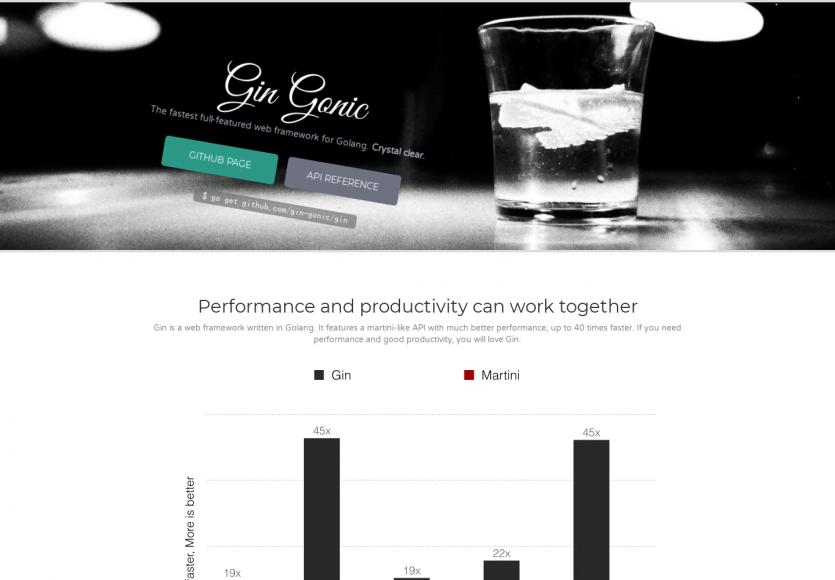 Gin Gonic: Un framework web performant pour le langage Go