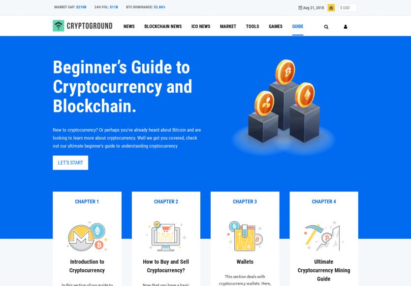 Un guide complet sur les cryptomonnaies et la blockchain
