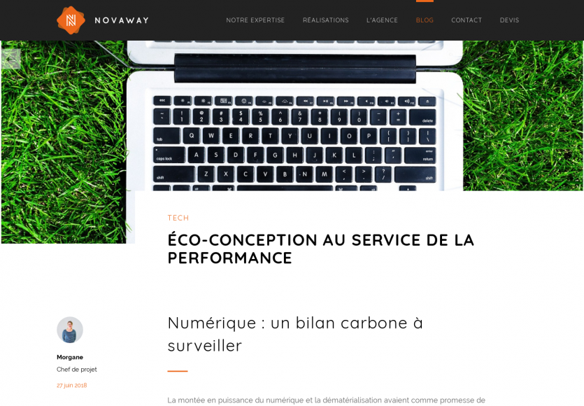 Eco-conception au service de la performance