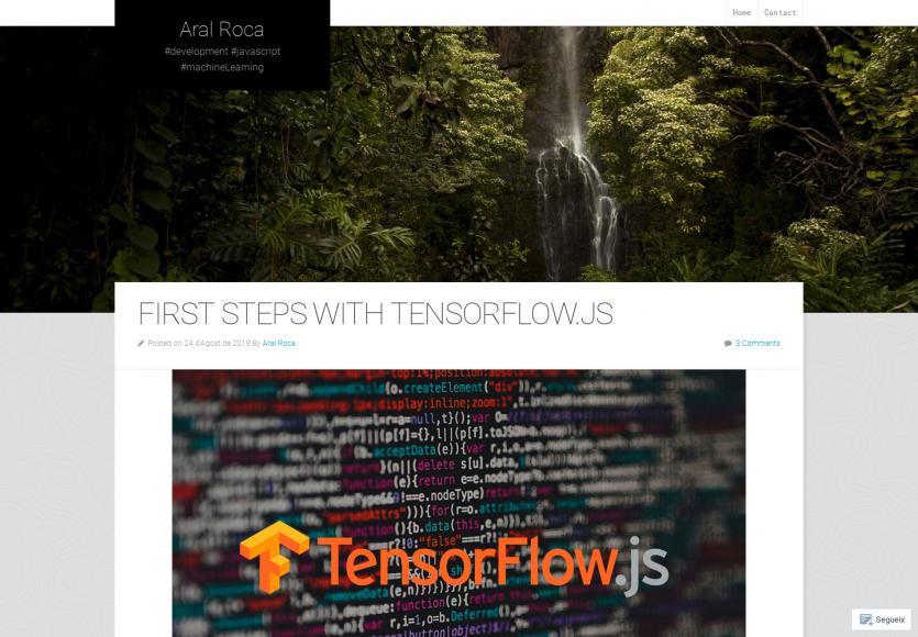 Vos premiers pas dans TensorFlow.js pour faire du machine learning