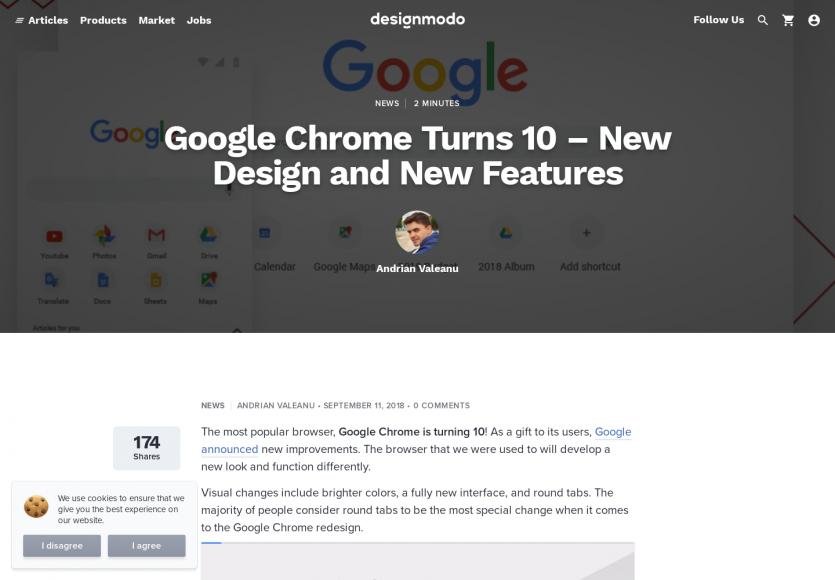 Google Chrome passe en version 10 ! Découvrez les nouveautés du navigateur