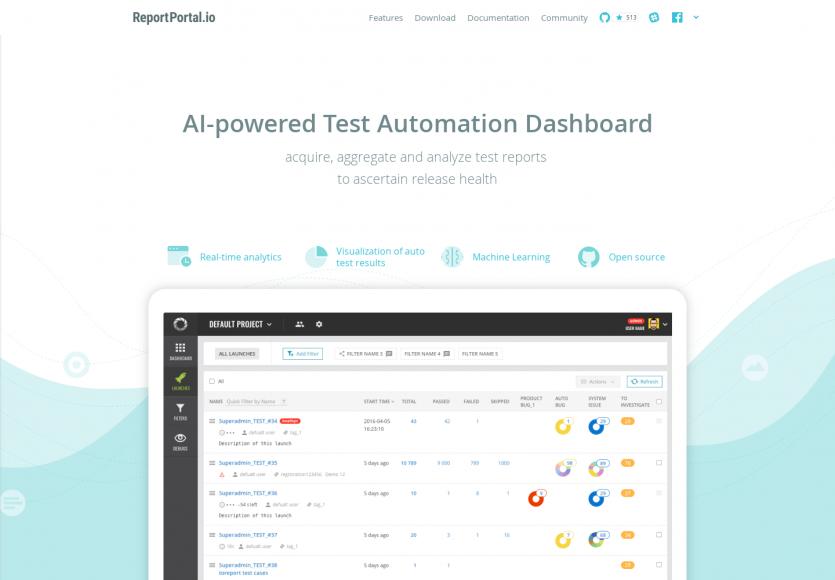 Report Portal: Une plateforme et dashboard de suivi de vos tests automatisés avec de l'IA