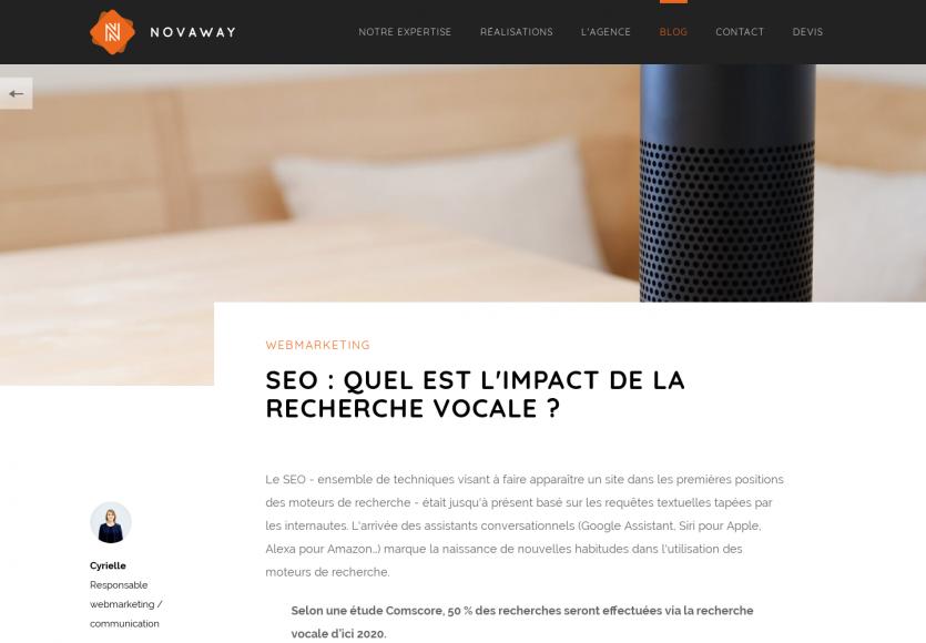SEO: quel est l'impact de la recherche vocale sur votre stratégie de référencement ?