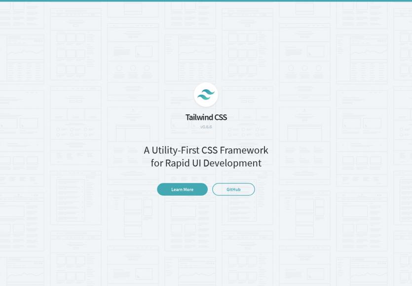 Tailwind: Un framework CSS composé d'outils permettant de créer rapidement vos interfaces