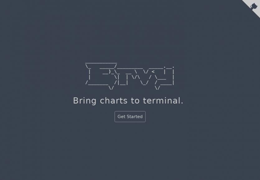 Ervy: Des graphes directement dans votre console