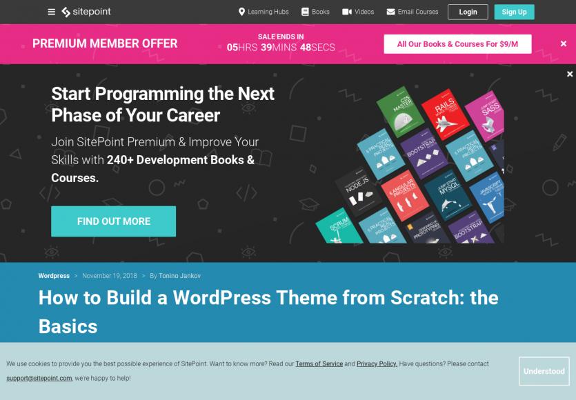 Comment créer un thème WordPress de zéro