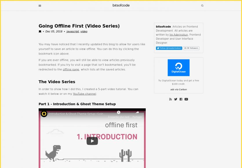 5 vidéos tuto : comment rendre ses contenus accessibles en offline ?