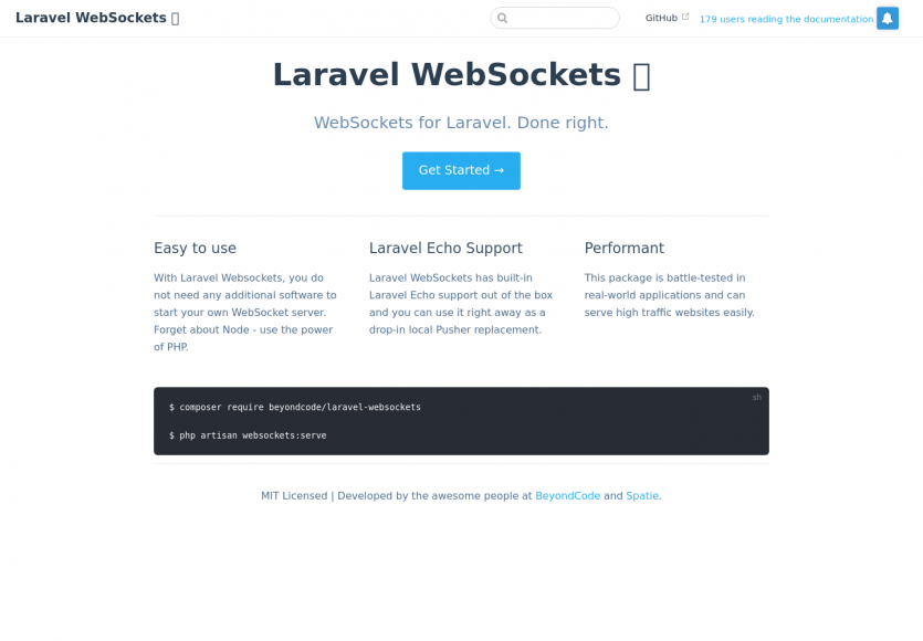 Laravel Websockets : intégrez correctement des websockets dans Laravel
