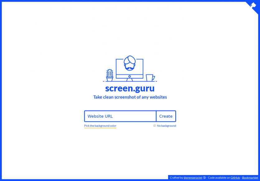 Screen Guru : créez des screenshots de sites web en ligne en 1 clic