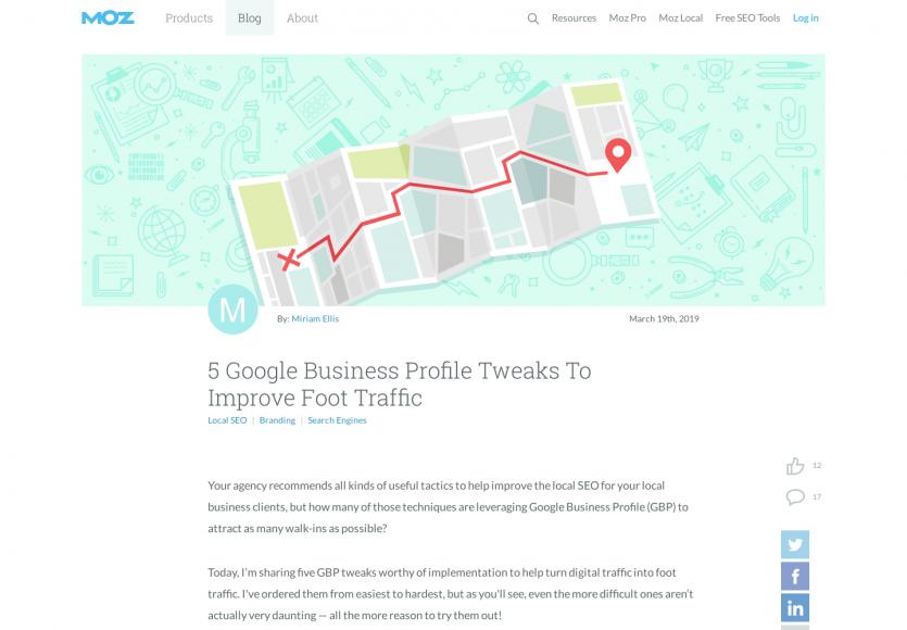 5 astuces Google Business pour améliorer votre trafic