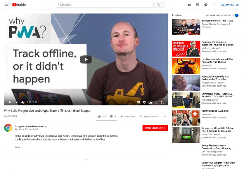 PWA : comment tracker les visiteurs offline ?