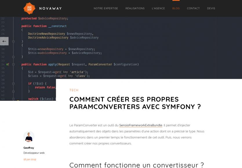 Créer ses propres ParamConverters avec Symfony