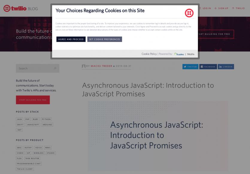 Javascript Promises : un tuto pour maîtriser l'asynchrone en JS à l'aide des Promises