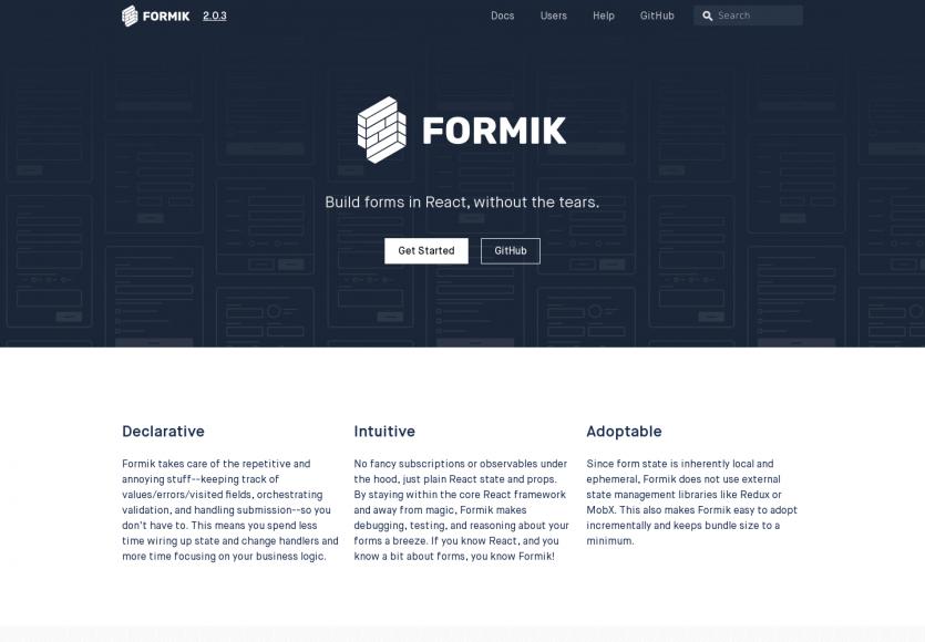 Formik : créer et gérer des formulaires React facilement