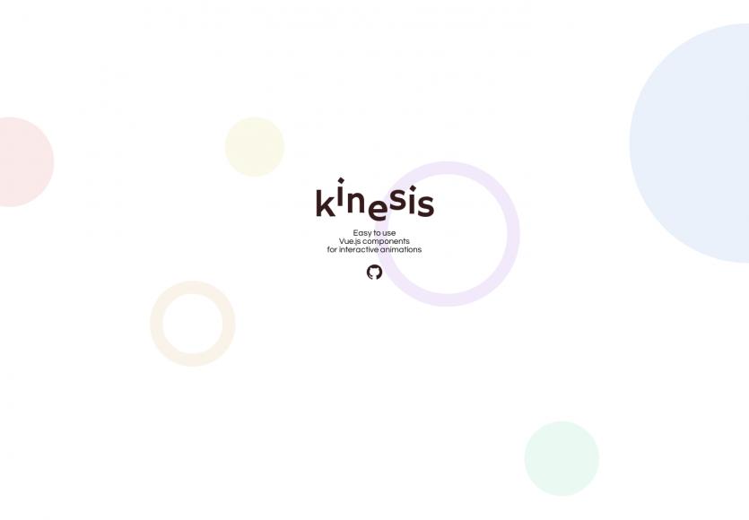 Des composants Vue.js pour créer facilement des animations interactives