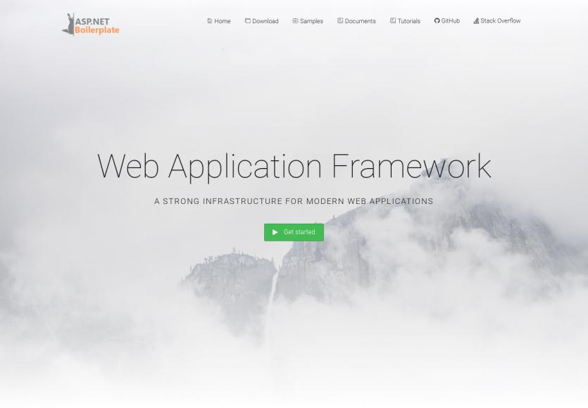 ASP.NET Boilerplate : de bonnes pratiques de développement pour app web modernes