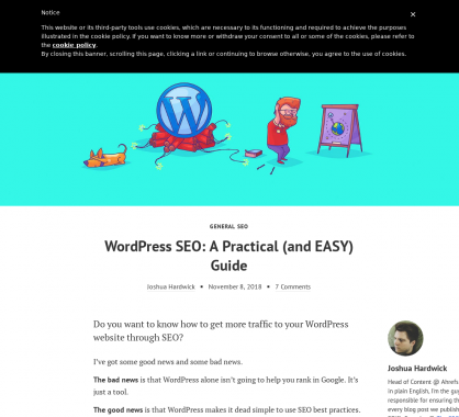 Guide : comment bien référencer son site Wordpress ?