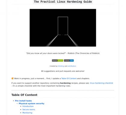 Un guide pratique pour créer un environnement Linux sécurisé
