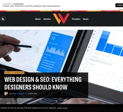 Quelques astuces SEO à destination des webdesigners
