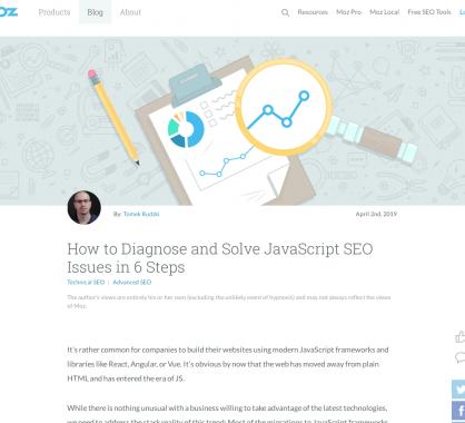 Javascript vs SEO : détecter et résoudre les problèmes