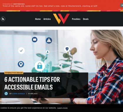 6 astuces pour rendre vos emails accessibles