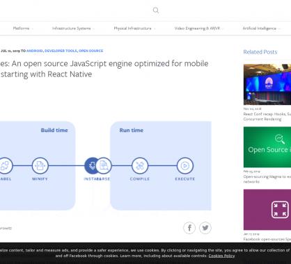 Hermes : le nouveau moteur Javascript pour React Native optimisé en performances