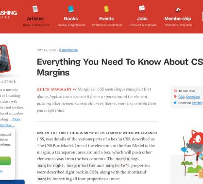 Tout ce que vous devez savoir sur les margin CSS