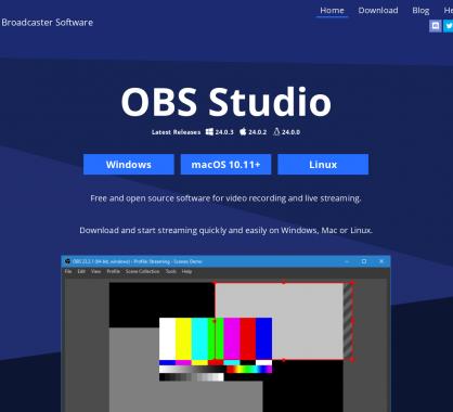 OBS Studio : un logiciel open source et gratuit de capture vidéo et streaming