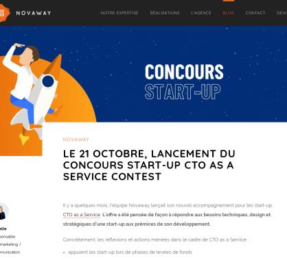 CTO as a Service Contest : un concours startups pour gagner un POC gratuit