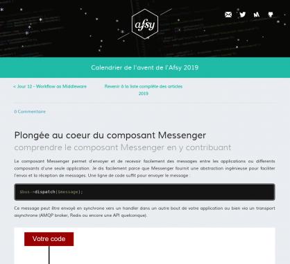 Focus complet sur le composant Messenger de Symfony