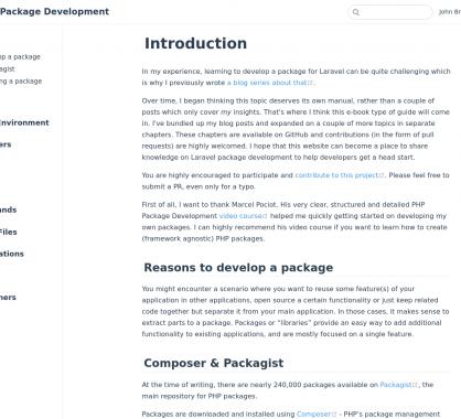 Laravel Package : un guide complet pour réaliser vos packages Laravel avec les bonnes pratiques