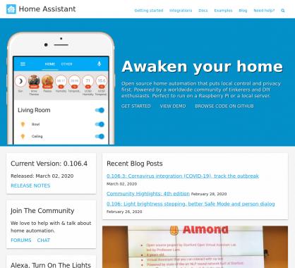 Home Assistant : un assistant automatisation de la maison opensource respectueux de la vie privée
